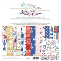 Mintay Papers 12 x 12 - Marina