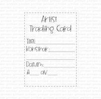 Artist Trading Card – Svenska