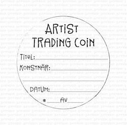 Artist Trading Coin – Svenska