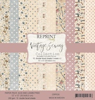Vintage Sewing Collection pack 12 x 12