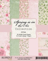 Spring is in the Air - Collection pack 6 x 6