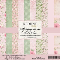 Spring is in the Air - Collection pack 8 x 8