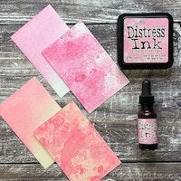 Nyhet! Distress Ink - Kitsch Flamingo - Tim Holtz