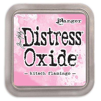 Distress Oxide - Kitsch Flamingo - Tim Holtz