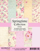 Springtime collection pack 6 x 6
