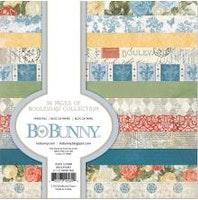 BoBunny Single-Sided Paper Pad 6X6 36/Pkg - Boulevard