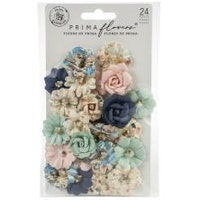 Prima Capri Mulberry Paper Flowers 24/Pkg - Lazaretto