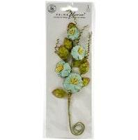Prima Surfboard Mulberry Paper Flowers 1/Pkg - Ellie