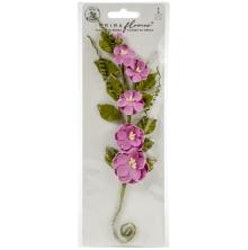 Prima Surfboard Mulberry Paper Flowers 1/Pkg - Longboard