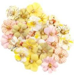 Prima Fruit Paradise Mulberry Paper Flowers 24/Pkg - ...