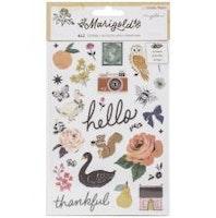 Maggie Holmes Sticker Book 462/Pkg - Marigold