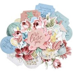 Kaisercraft Collectables Cardstock Die-Cuts - Little ...