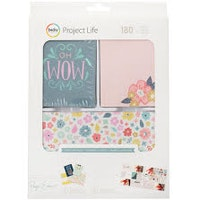 Project Life Value Kit 180/Pkg - Turn The Page