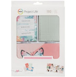 Project Life Value Kit 180/Pkg - Chasing Dreams