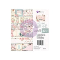 Prima Double-Sided Paper Pad 6X6 30/Pkg - With Love By ...
