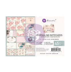 Prima Journaling Cards 4X6 45/Pkg - With Love By Frank ...
