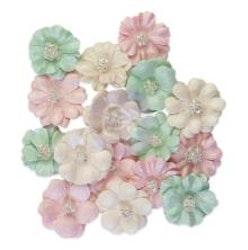 Artikelnamn: Prima Dulce Mulberry Paper Flowers 16/Pkg ...