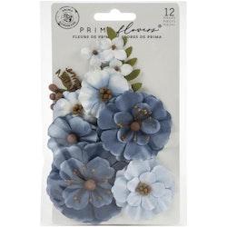 Prima Capri Mulberry Paper Flowers 12/Pkg - Marina Grande