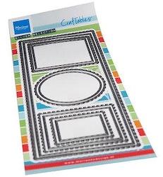 MARIANNE DESIGN - Slim line frames