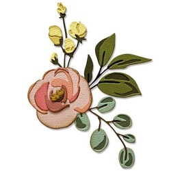 "SIZZIX/TIM HOLTZ THINLITS DIE ""Bloom Colorize"""