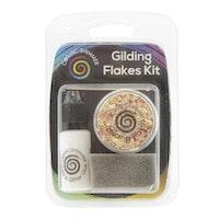 "Cosmic Shimmer Gilding Flakes Kit ""Warm Sunrise"""