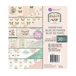 Prima Double-Sided Paper Pad 6X6 - My Sweet