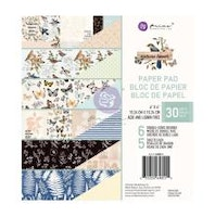 Prima Double-Sided Paper Pad 6X6  - Nature Love