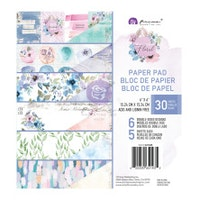 Prima Double-Sided Paper Pad 6X6  - Watercolor Floral