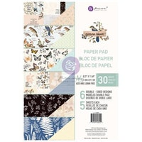 Prima Double-Sided Paper Pad A4  - Nature Lover