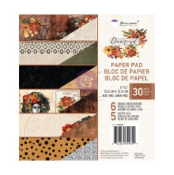 Prima Double-Sided Paper Pad 6X6  - Diamond