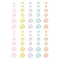 Simple Stories Enamel Dots - Bunnies + Blooms