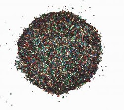 "Cosmic Shimmer Embossingpowder ""Black Sparkle"""
