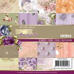 PRECIOUS MARIEKE PAPIRBLOK 15X15CM