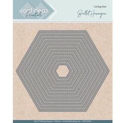 """Card Deco Dies """"Hexagon"""""""