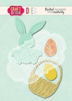 """CRAFT & YOU DIE """"Easter Bunny"""""""