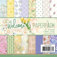 Paperpad - Welcome spring