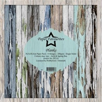 Paper Favourites Paper Pack - Planks