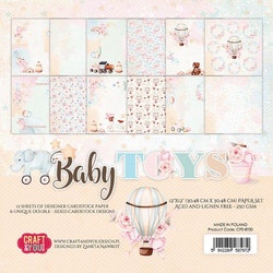 Craft & You Paperpad - Baby Toys