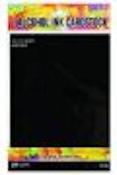Ranger Alcohol Ink Surfaces Black Matte 5x7 10 Sh