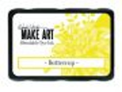 Ranger MAKE ART Dye Ink Pad Buttercup
