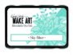 Ranger MAKE ART Dye Ink Pad Sky Blue
