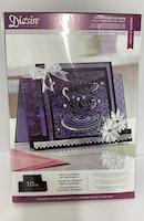 "Crafter's Companion ""Fancy Cards  black 10 kort/kuvert"