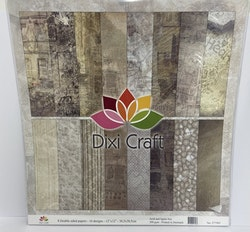Dixi Craft Scrapbooking Nostalgia 8 ass