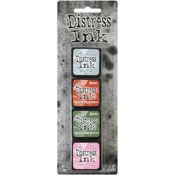 Tim Holtz Mini Distress kit 16 - 4 pack