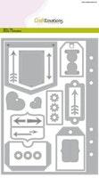 CraftEmotions Die - Planner essentials 1