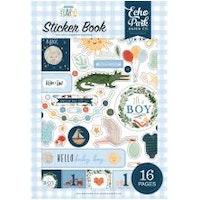 Echo Park Sticker Book - Welcome Baby Boy