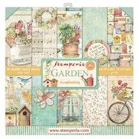 Stamperia - Garden 12x12 Paper Pack