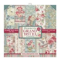 Stamperia - Grand Hotel 12x12  Paper Pack