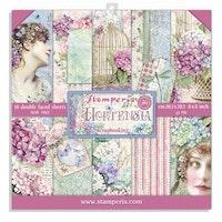Stamperia - Hortensia 12x12 Paper Pack