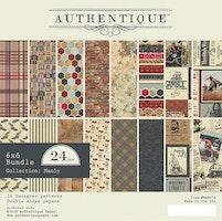 Authentique Manly 6x6 Paper Pad